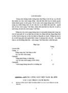 Đường lối đảng Lịch sử của Đảng cộng sản Việt Nam và cách mạng tháng 8