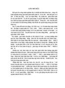 Kế hoạch chuyển dịch cơ cấu ngành kinh tế thời kỳ 2001 2005 ở Việt Nam
