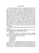 Khái niệm và đặc điểm địa vị pháp lý của các cơ quan trong bộ máy hành chính nhà nước