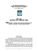 Kinh tế Nhà nước và vai trò chủ đạo của nó trong nền Kinh tế Thị trường định hướng Xã hội Chủ nghĩa ở Việt Nam