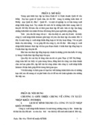 Báo cáo Tại tại Công ty Xuất nhập khẩu Intimex