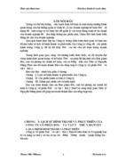 Báo cáo thực tập ở Công ty cổ phần Dược và vật tư thú y HanVet