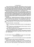 Hạch toán Nguyên vật liệu ở Công ty sản xuất- Xuất nhập khẩu xe đạp xe máy Hà Nội