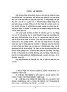 CHế Độ tài chính Về Tổ CHứC Và HOạT ĐộNG CủA Công ty CHO THUÊ tài chính ở Việt Nam