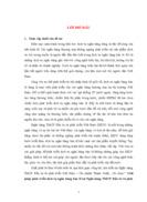 THS Giải pháp phát triển dịch vụ ngân hàng bán lẻ tại Ngân hàng TMCổ phần Đầu tư và phát triển Việt Nam Chi nhánh Thanh Xuân