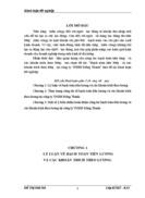 Hạch toán tiền lương và các khoản trích theo lương tại công ty TNHH Đồng Thanh