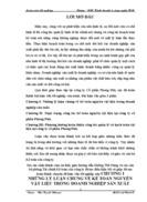 Thực trạng công tác kế toán nguyên vật liệu tại công ty cổ phần Phong Phú.