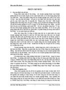 Tổ chức công tác kế toán bán hàng và xác định kết quả kinh doanh tại Công ty TNHH Thuỷ Khí Việt Nhật