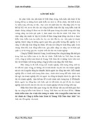 Hoàn thiện kiểm toán chu trình tiền lương và nhân viên trong kiểm toán báo cáo tài chính do Công ty kiểm toán Ernst & Young Việt Nam thực hiện