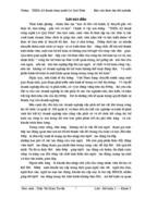 Kế toán tiền lương và các khoản trích theo  tại công ty TNHH Tân Thái Bình