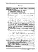Thực trạng của đánh giá trọng yếu và rủi ro trong giai đoạn lập kế hoạch kiểm toán BCTC tại một số công ty kiểm toán Việt Nam