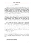 Các giải pháp nhằm nâng cao hiệu quả quản trị tài chính tại công ty cổ phần Kiến Minh