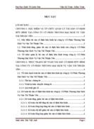 Hoàn thiện kế toán tài sản cố định hữu hình tại công ty CP TMDV Vận Tải Thuận Yến